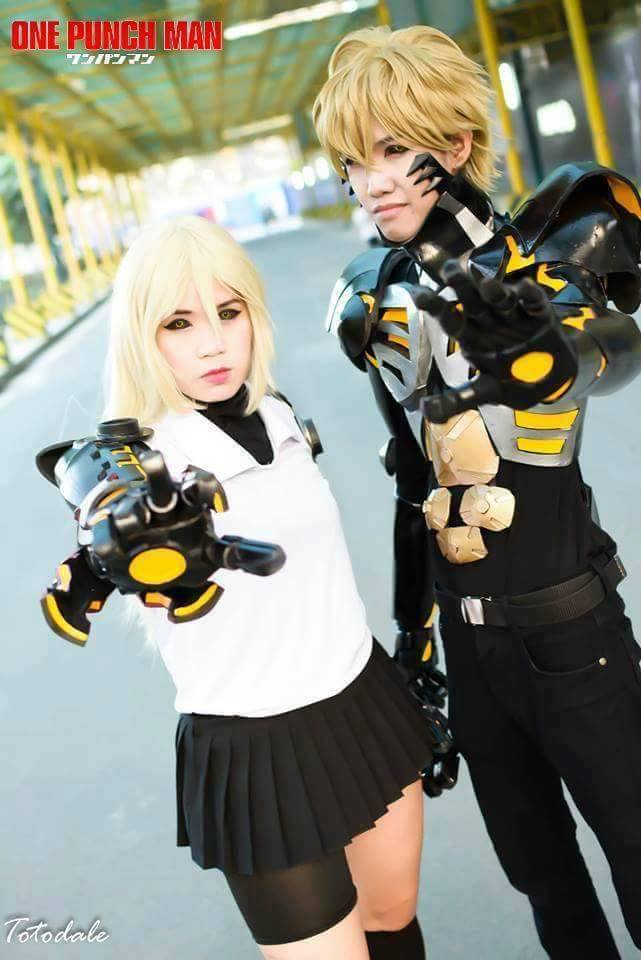 Meet The Cute Couple Who Share Their Love Through Cosplay