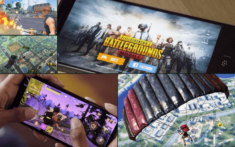 13 most popular battle royale mobile games in 2018