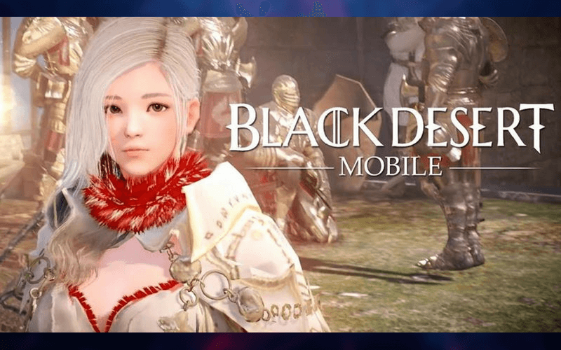 MMORPG: Black Desert Mobile News and Updates