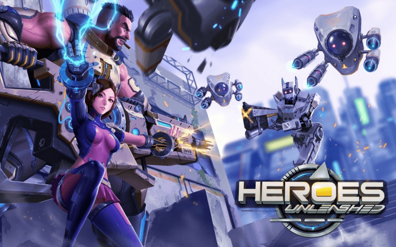 new mobile fps game heroes unleashed set for global release this june