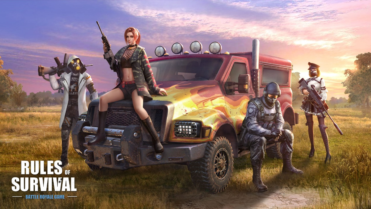 rules of survival games