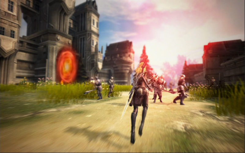 Mobile MMORPG Talion to launch worldwide this September 2018
