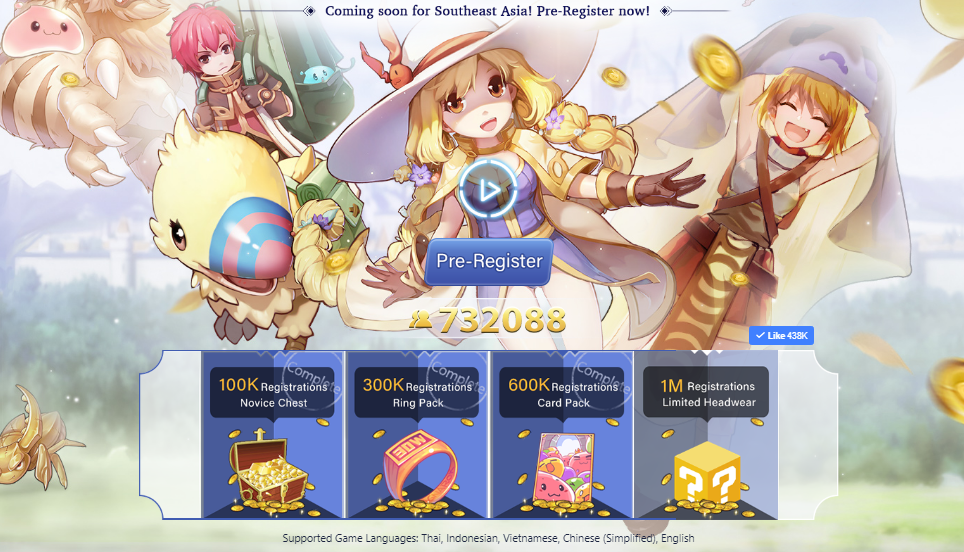 Ragnarok Mobile SEA OBT Sets to Launch at the End of October