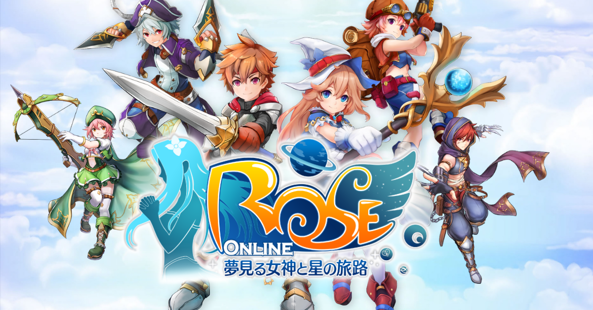 Classic MMORPG Rose Online gets new mobile version in Japan