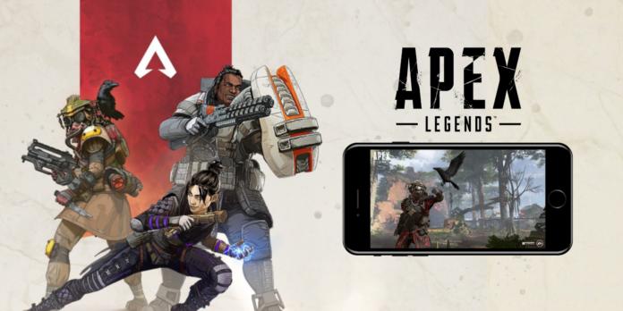 EA Apex legends mobile