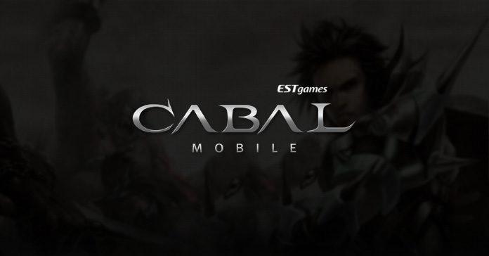 Cabal Mobile Korean Official Open Beta