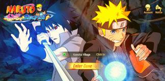 Naruto Slugfest: 3D MMO mobile game
