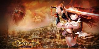 mmorpg Silkroad Mobile official launch