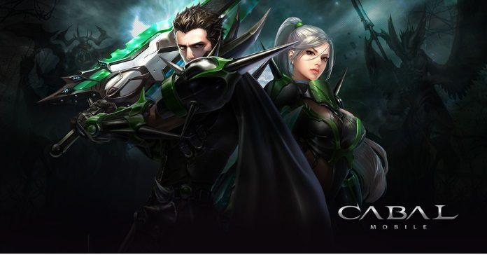 Cabal Mobile OBT Korean version