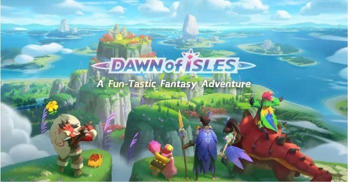mmorpg Dawn of Isles