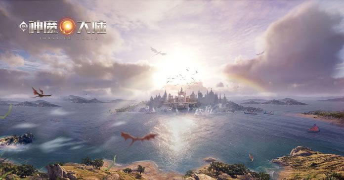 MMORPG Forsaken World Mobile
