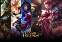 League of Legends Mobile Development