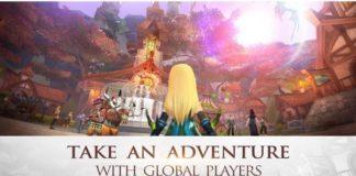 Mobile MMORPG World of Kings