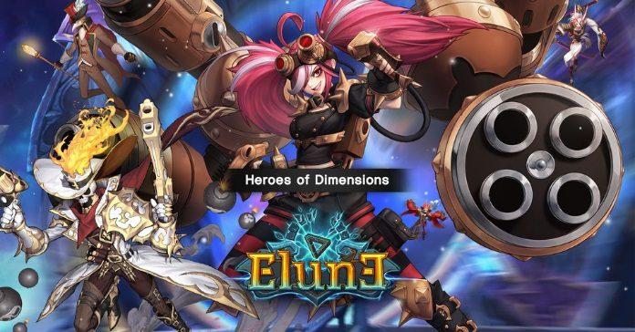 Gamevil RPG Elune