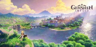 Genshin Impact Open World RPG