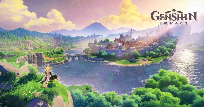 Genshin Impact New Open World Rpg From Mihoyo Is Now Accepting Beta Sign Ups