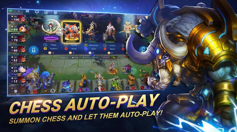 Magic Chess: Bang Bang - Auto Chess with Mobile Legends Champions?