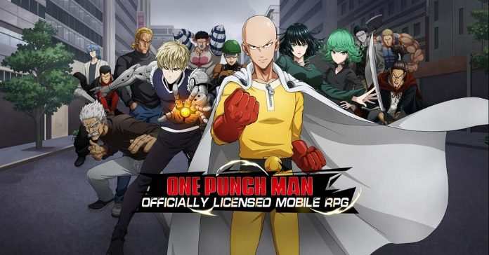 One Punch Man Mobile Game
