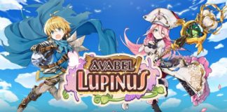 Avabel Lupinus MMORPG
