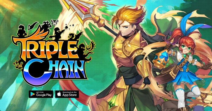 Triple Chain Puzzle RPG