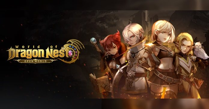 World of Dragon Nest Features