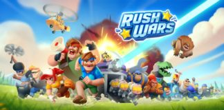 Rush Wars Soft launch