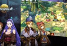 Spiritwish mmorpg english