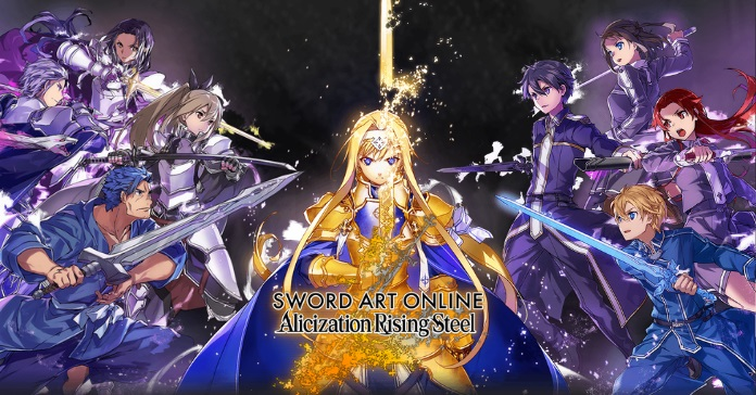 Sword Art Online Alicization Rising Steel, Bandai Namco