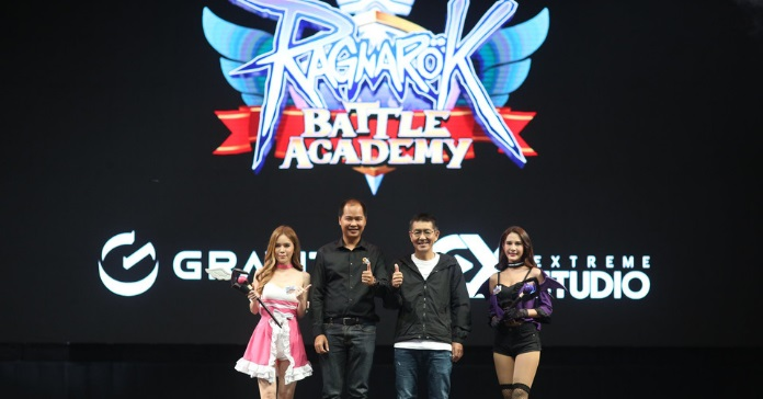 Ragnarok Battle Academy - ROBA