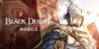 Black Desert Mobile Soft-launch