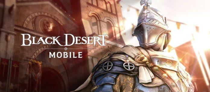 Black Desert Mobile Soft-launch