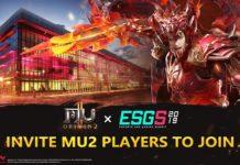 MU Origin 2 ESGS