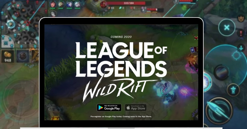 League Of Legends Wild Rift Lol Mobile Google Playstore Pre Registration Is Now Up