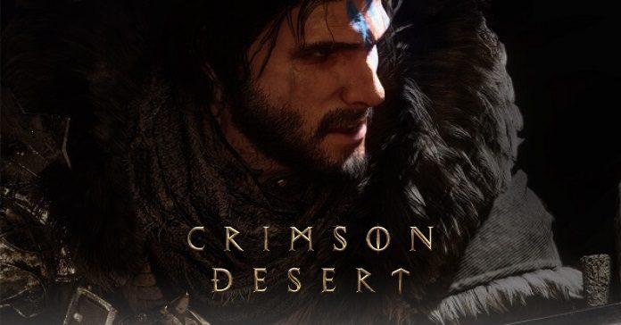 Crimson Desert MMORPG