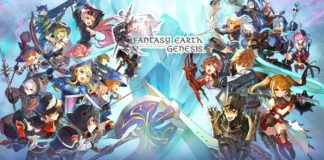Fantasy Earth Genesis