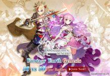 Fantasy Earth Genesis Global Launch