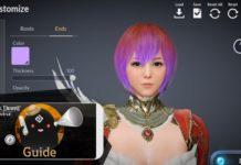 BDM character customization