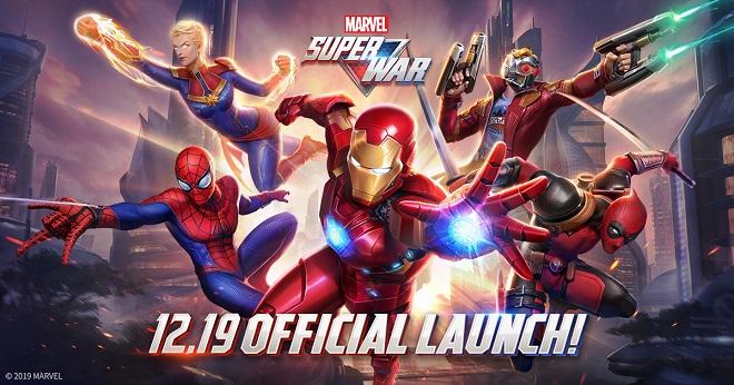 Marvel Super War - OBT