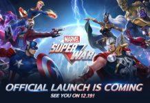 Marvel Super War Official Release