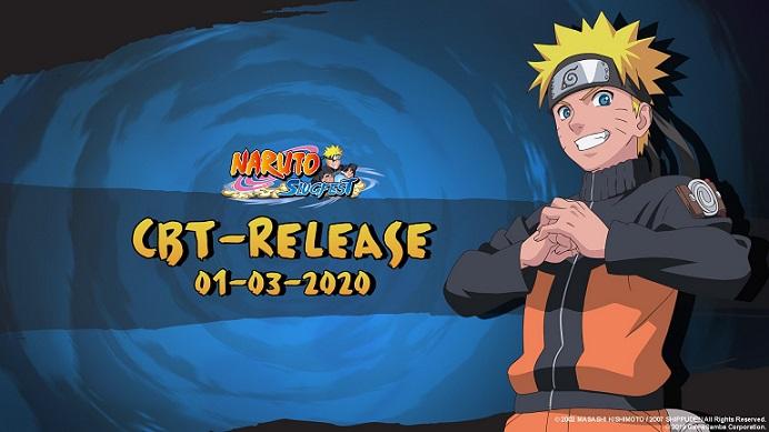 Naruto Slugfest SEA CBT