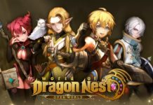 World of Dragon Nest Register