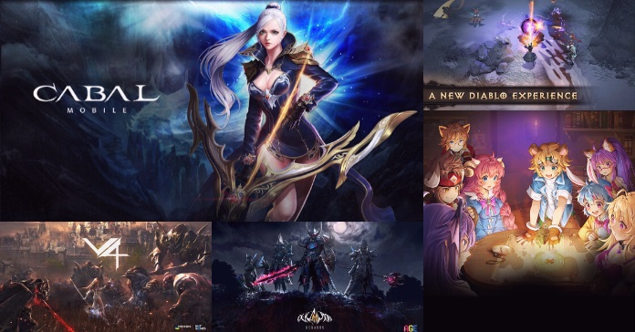 mmorpg mobile games