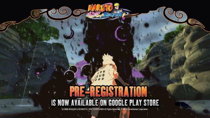 Naruto Slugfest Pre-reg
