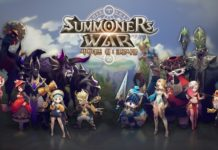 Summoners War Chronicle MMORPG