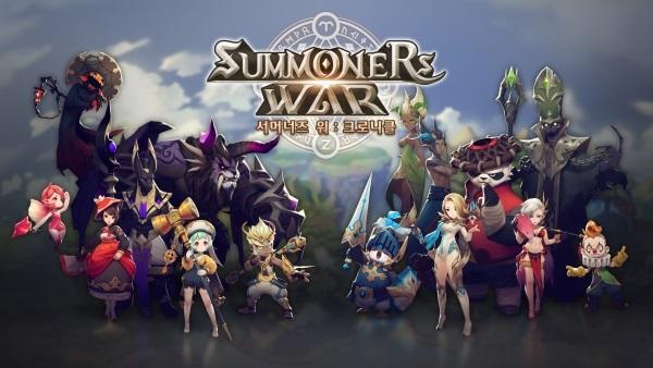 Summoners War Chronicle MMORPG