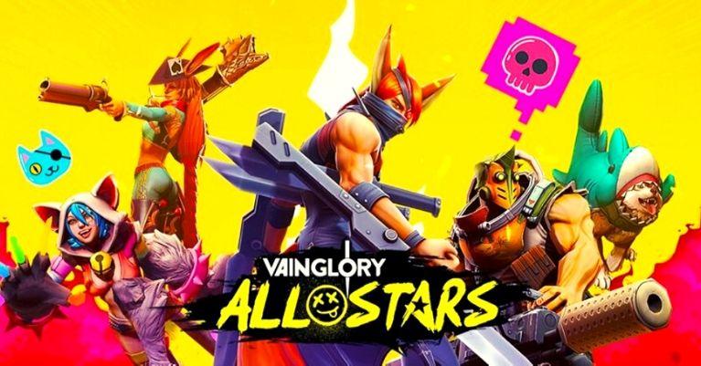Vainglory All Stars 3v3