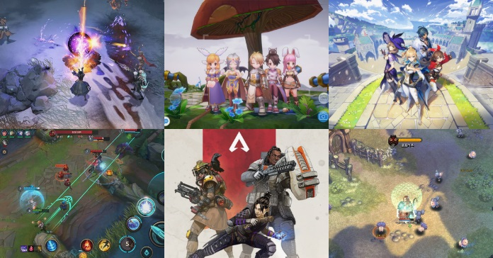 Best Upcoming Mobile Games