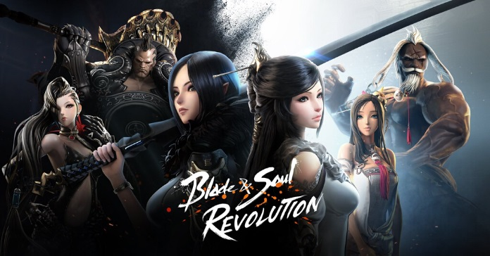 Blade and Soul Revolution Release