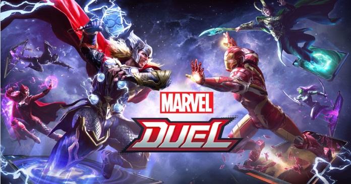 Marvel Duel Card Game