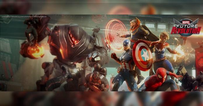 Marvel Future Revolution MMORPG